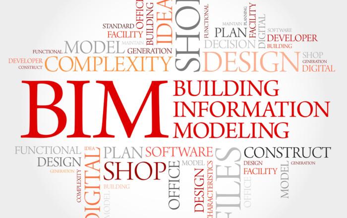 71067500 - bim - building information modeling word cloud, business concept